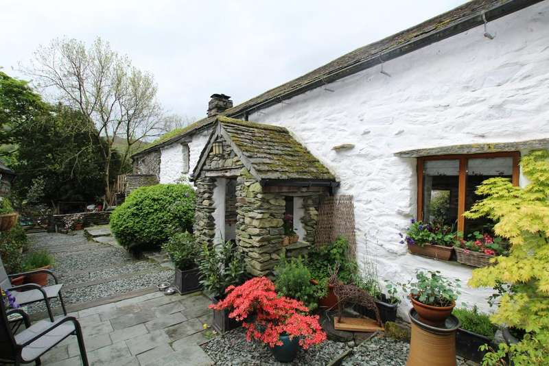 5 Bedrooms Farm House Character Property for sale in The Low Farm, Ulpha, Broughton in Furness, Cumbria