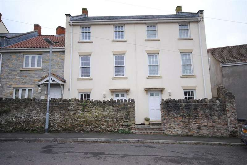 4 Bedrooms Terraced House for sale in Harvest Rise, Moorland Street, AXBRIDGE, Somerset, BS26