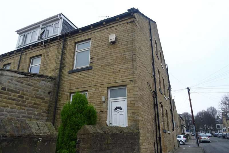 2 Bedrooms End Of Terrace House for sale in Willow Street, Bradford, West Yorkshire, BD8