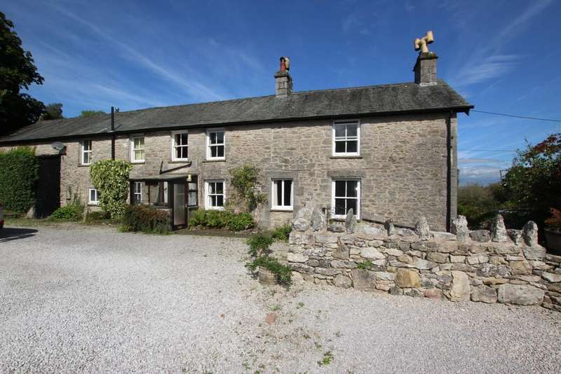 4 Bedrooms Farm House Character Property for sale in Green Head Farm, Storth Road, Storth
