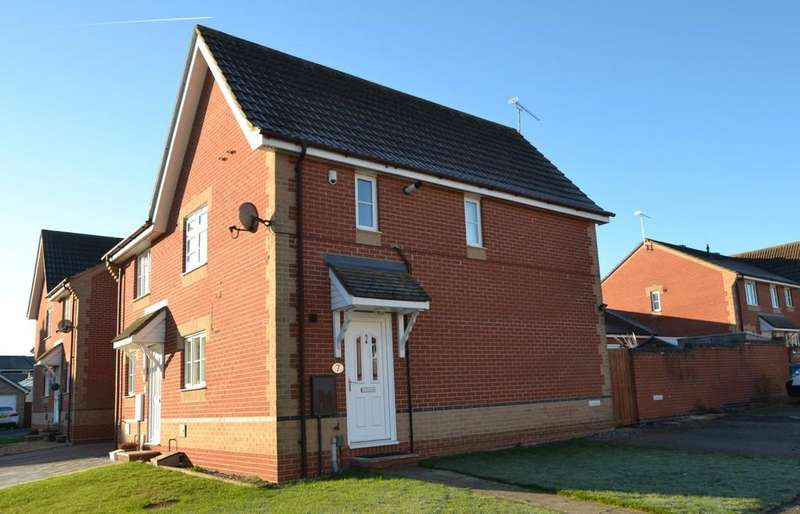 3 Bedrooms Semi Detached House for sale in Skipper Road, Ipswich, Suffolk