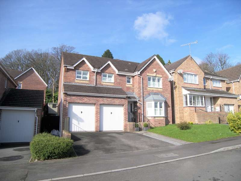 5 Bedrooms Detached House for sale in Royston Court, Neath
