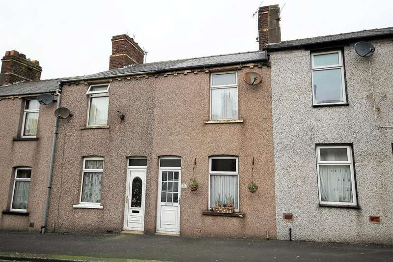 3 Bedrooms Terraced House for sale in 13 Maple Street, Barrow-In-Furness