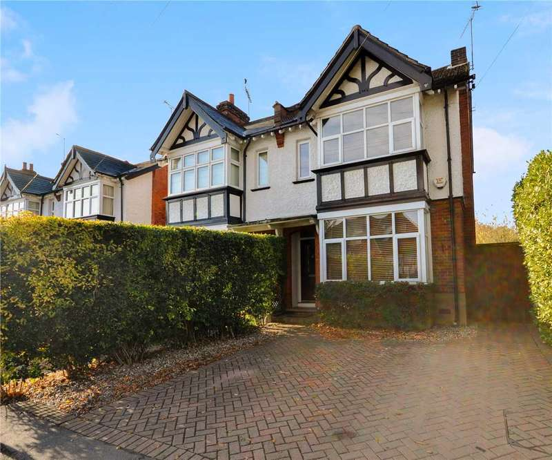 3 Bedrooms Semi Detached House for sale in Priests Lane, Shenfield