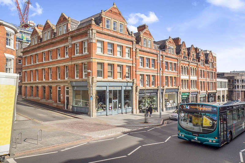 2 Bedrooms Flat for sale in Derby Street, Nottingham, NG1