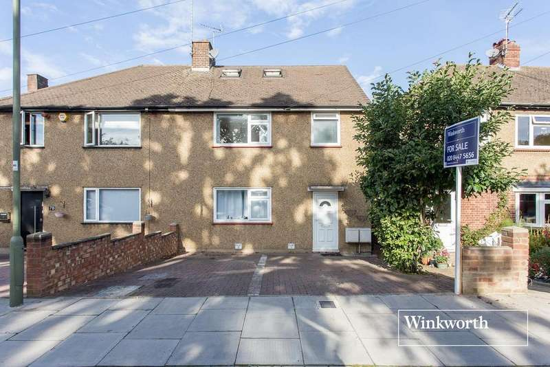 3 Bedrooms Maisonette Flat for sale in Potters Lane, New Barnet, Herts, EN5