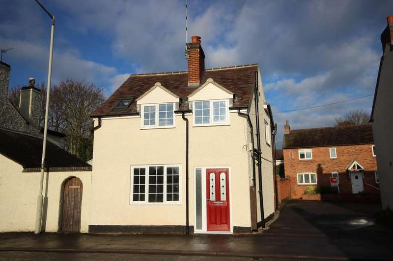 2 Bedrooms Cottage House for sale in Main Street, Breedon-on-the-hill