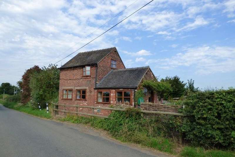 1 Bedroom Barn Conversion Character Property for sale in Whitgreave Lane, Whitgreave, Stafford