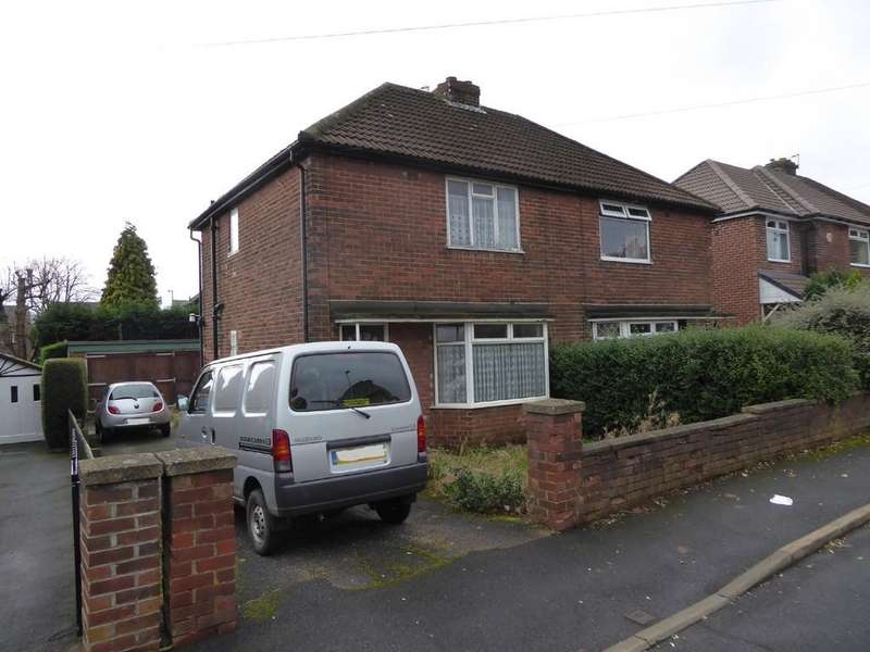 2 Bedrooms Semi Detached House for sale in Hobart Road, Dewsbury