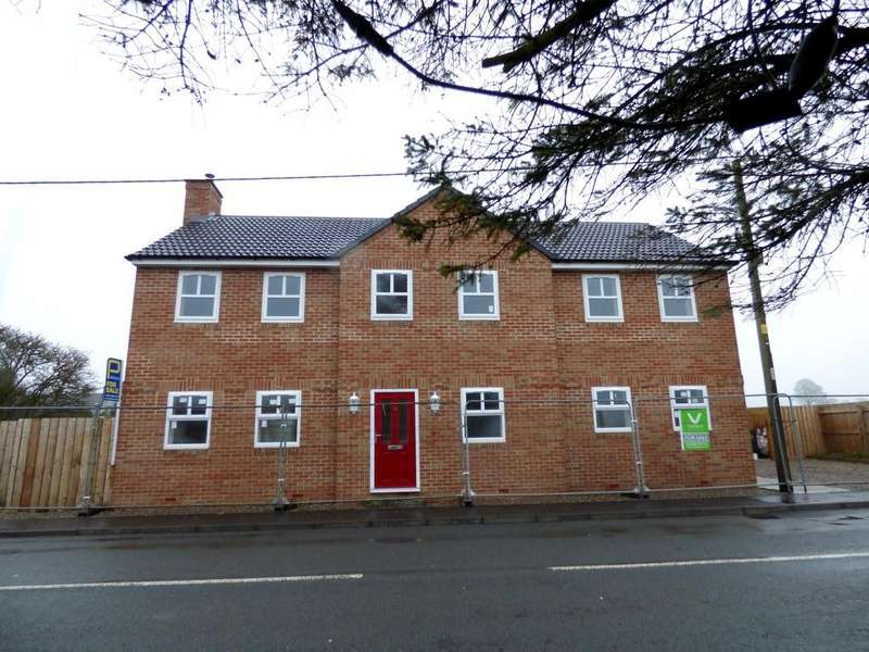 4 Bedrooms Detached House for sale in Fir Tree, Crook, DL15