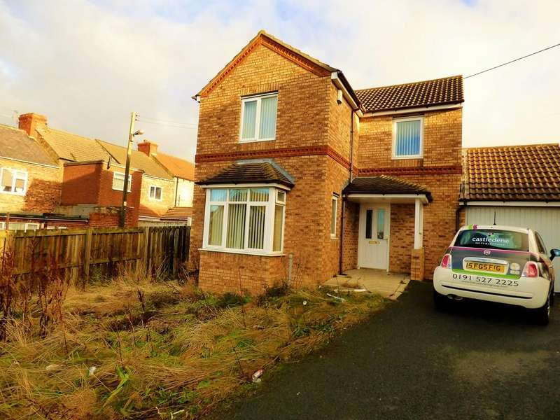 3 Bedrooms Detached House for sale in Vincent Court, Wheatley Hill