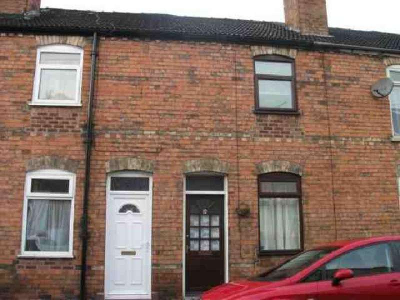 3 Bedrooms Terraced House for sale in Wheeldon Street, Gainsborough
