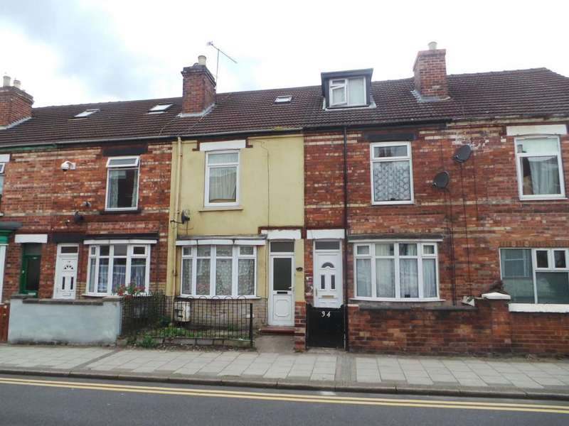 3 Bedrooms Terraced House for sale in Gordon Street, Gainsborough