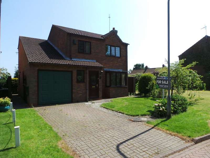4 Bedrooms Detached House for sale in Granary Close, Morton