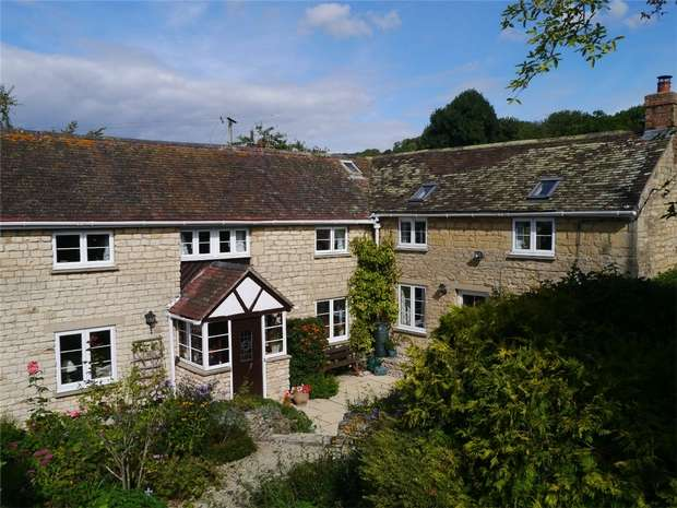 4 Bedrooms Cottage House for sale in Upper Westmancote, Westmancote, Tewkesbury