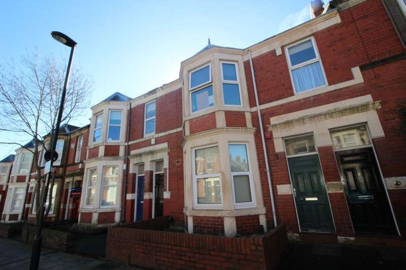 3 Bedrooms Flat for rent in Shortridge Terrace, Newcastle Upon Tyne, NE2