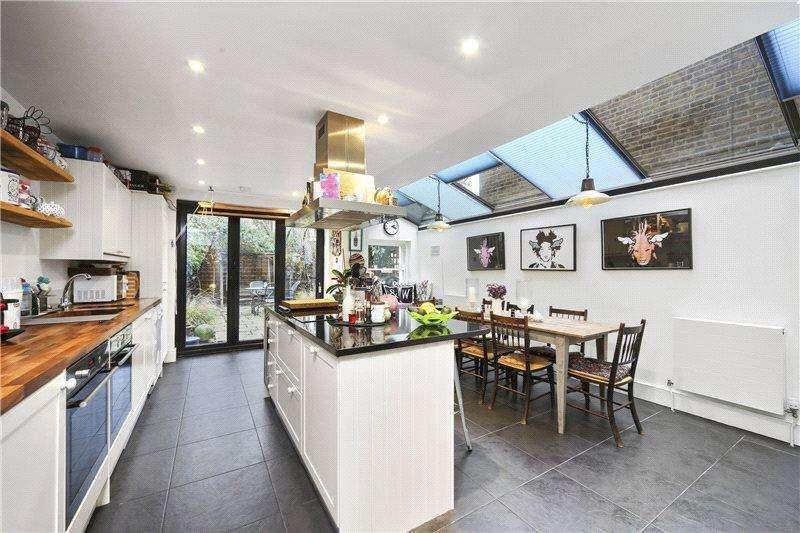 4 Bedrooms House for sale in Bloemfontein Avenue, London, W12