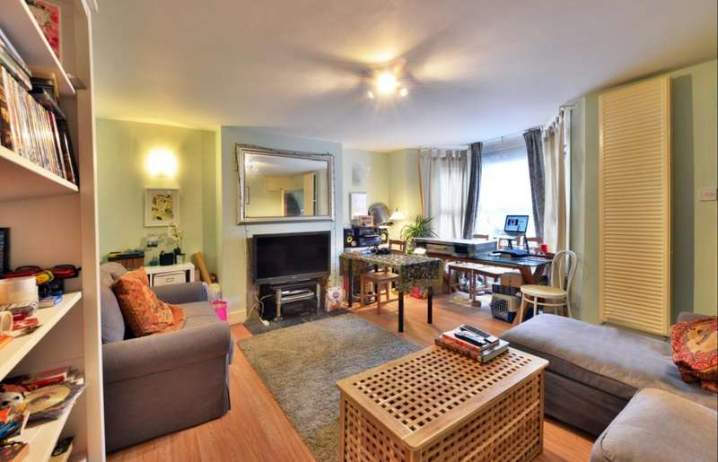 1 Bedroom Flat for sale in Cricketfield Road, London, E5
