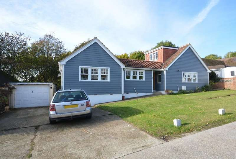 4 Bedrooms Detached Bungalow for sale in Shoreham-by-Sea