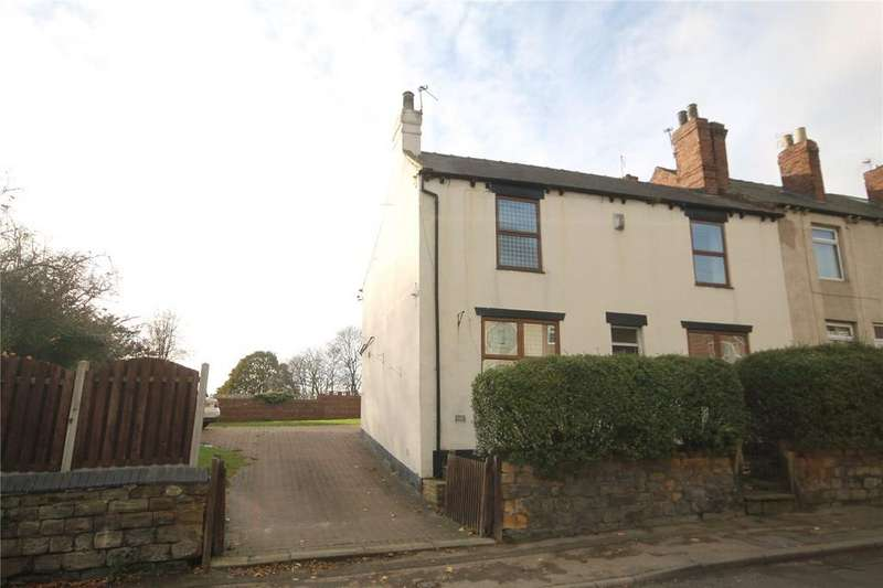 3 Bedrooms Detached House for sale in Church Street, Royston, Barnsley, South Yorkshire, S71