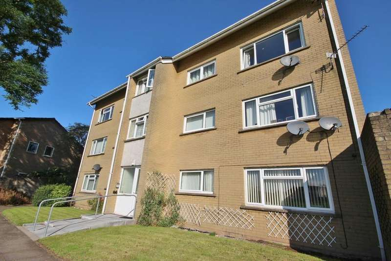 2 Bedrooms Ground Flat for sale in Trewartha Court, Off Old Church Rd, Whitchurch