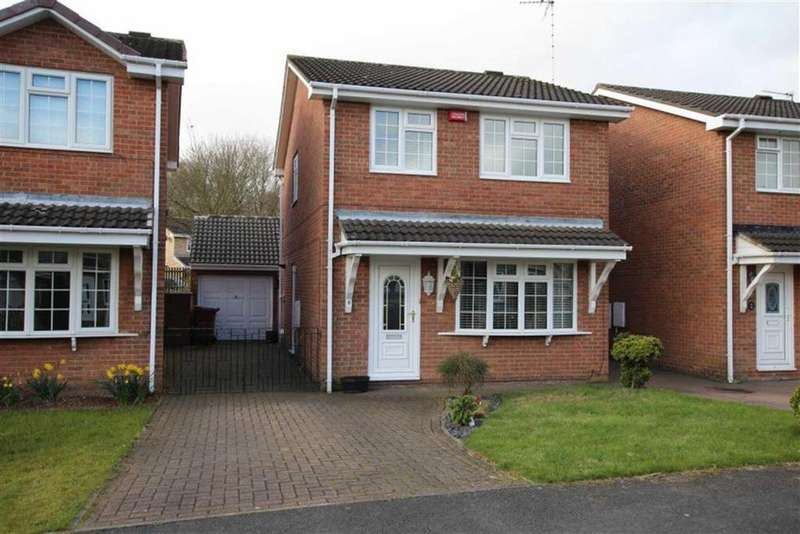 3 Bedrooms Detached House for sale in Dudley Drive, Newton Aycliffe, County Durham