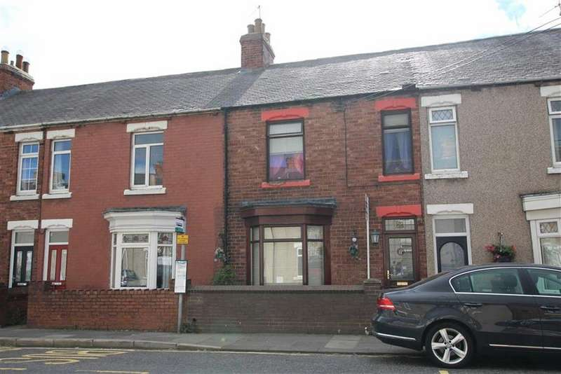 3 Bedrooms Terraced House for sale in Osborne Terrace, Ferryhill, County Durham