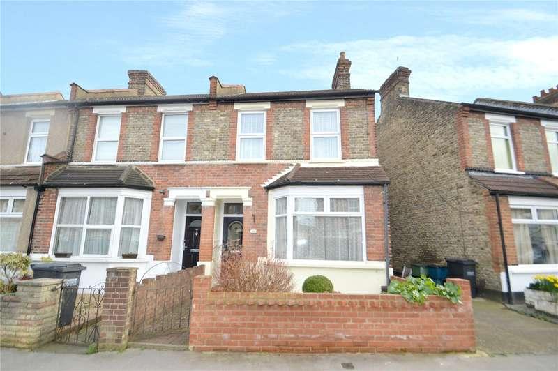3 Bedrooms End Of Terrace House for sale in Alderton Road, Croydon