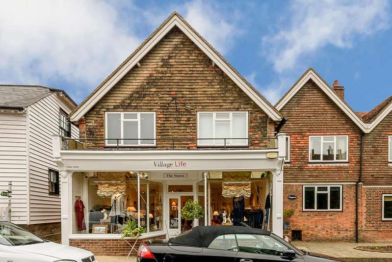 3 Bedrooms Apartment Flat for sale in Goudhurst, Cranbrook