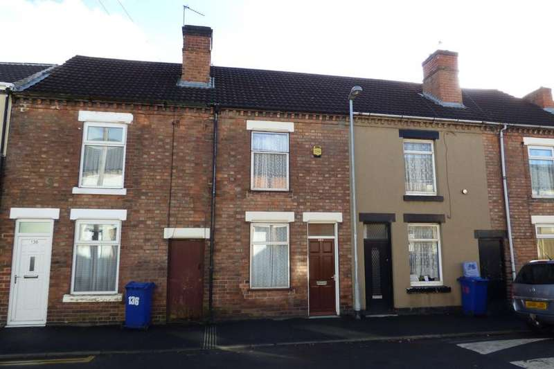 2 Bedrooms Terraced House for sale in Hunter Street, Burton-on-Trent