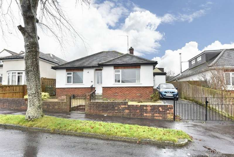 2 Bedrooms Detached Bungalow for sale in Beechwood Avenue, Frome