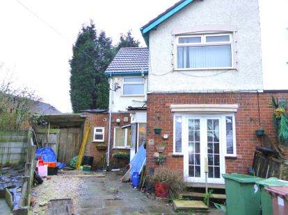 3 Bedrooms Semi Detached House for sale in St Nicholas Grove, Sutton, St Helens