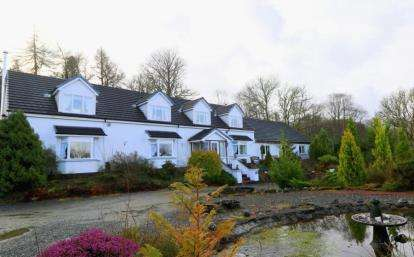 5 Bedrooms Detached House for sale in St. Catherines, Cairndow