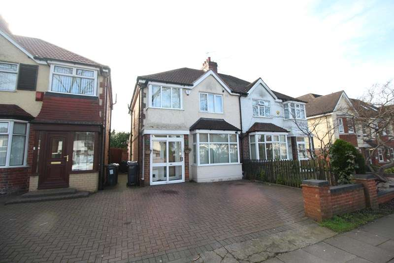 3 Bedrooms Semi Detached House for sale in Robin Hood Lane, Hall Green, Birmingham
