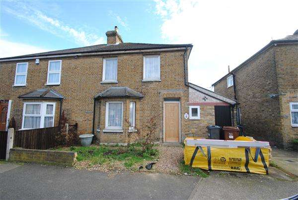 3 Bedrooms Semi Detached House for sale in Fruen Road, Feltham