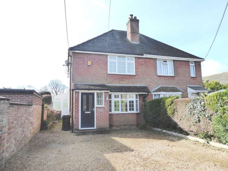 2 Bedrooms Semi Detached House for sale in High Street, Botley, Southampton, SO30