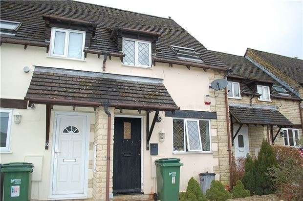 2 Bedrooms Terraced House for sale in Freame Close, Chalford, Stroud, Gloucestershire, GL6 8HG