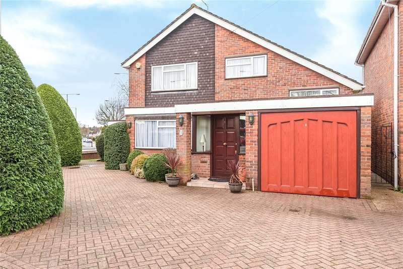 4 Bedrooms House for sale in Eleanor Grove, Ickenham, Uxbridge, Middlesex, UB10