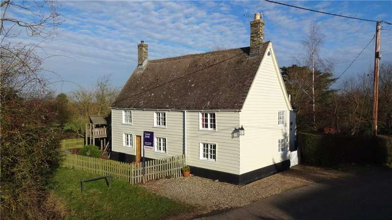 4 Bedrooms Detached House for sale in Lowfields, Little Eversden, Cambridge, CB23