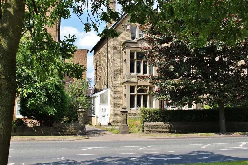 2 Bedrooms Ground Flat for sale in York Place, Harrogate