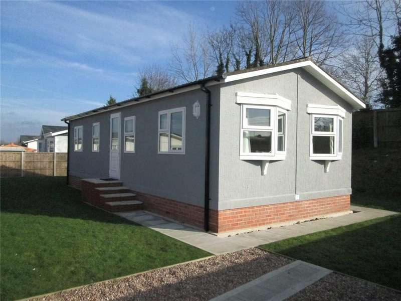 2 Bedrooms Mobile Home for sale in Millhouse Park, Newcastle Avenue, Worksop, Nottinghamshire, S80