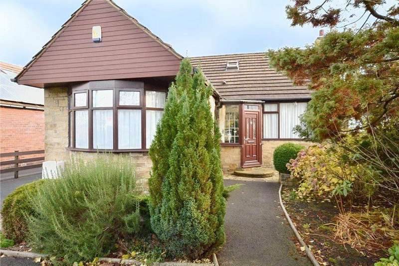 3 Bedrooms Detached Bungalow for sale in Whinfield, Adel, Leeds