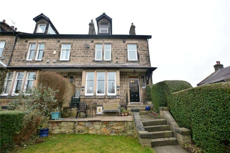 4 Bedrooms Terraced House for sale in Ash Grove, Horsforth, Leeds, West Yorkshire