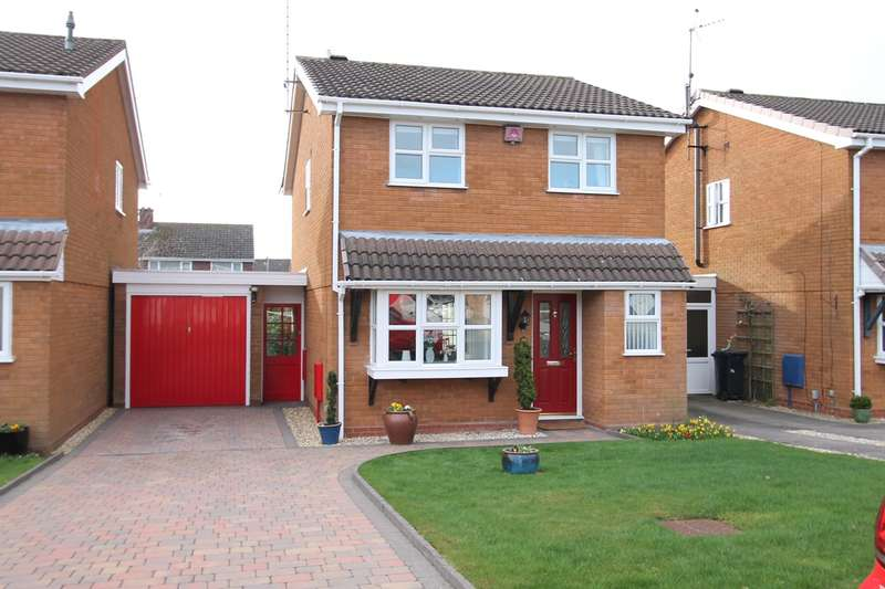 3 Bedrooms Detached House for sale in Sheraton Grange, Norton, Stourbridge, DY8