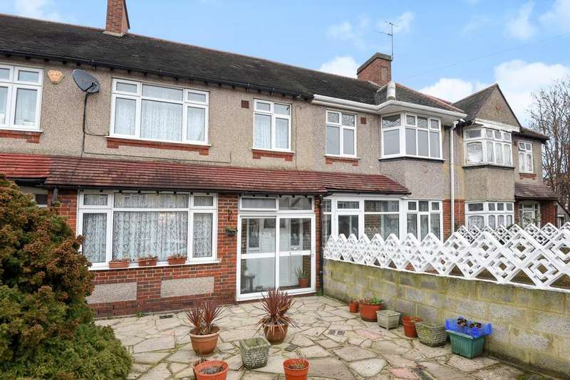 3 Bedrooms Terraced House for sale in Bamford Road, Bromley, BR1