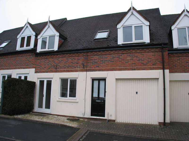 3 Bedrooms Terraced House for sale in Severnside Mill, Bewdley