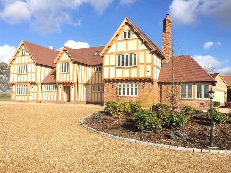 6 Bedrooms Detached House for sale in Drift Road, Winkfield, Windsor, Berks., SL4 4QQ