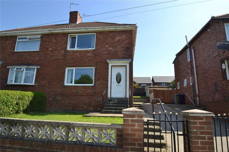 2 Bedrooms Semi Detached House for sale in Salters Lane, Shotton, Co Durham, DH6