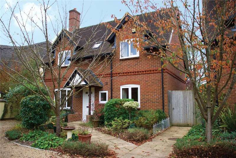 3 Bedrooms Detached House for sale in Durley Gate, Weyhill Bottom, Andover, Hampshire, SP11