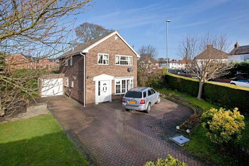 4 Bedrooms Detached House for sale in Croft House Drive, Otley